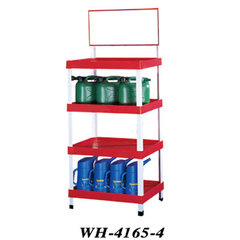 PRODUCTS ORGANIZE SHELVES