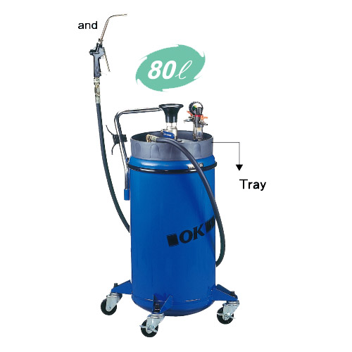 80L Pressure Fluid Dispenser