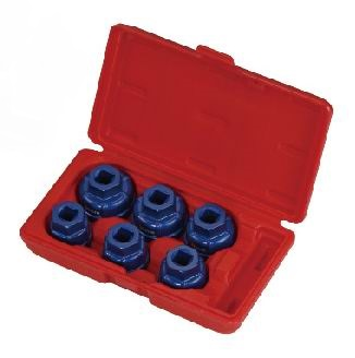 Oil Filter Cap Wrench Set-For Catridge Type Filter