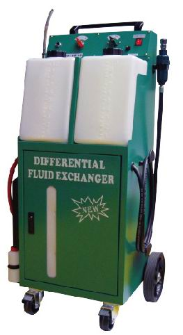 Differential Fluid Changer